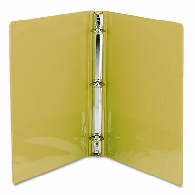 Samsill Corporation Presentation Binder, Round Ring, 11 X 8-1/2, 2/Pack