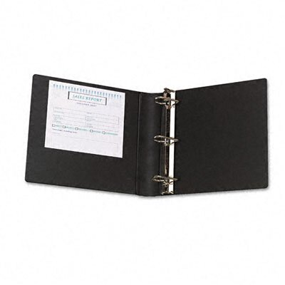 "Samsill Corporation Top Performance Dxl Locking Binder with Label Holder, 2"" Capacity"