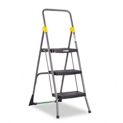 Cosco Commercial 3-Step Folding Step Stool