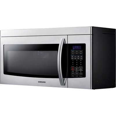 Samsung 1.7 Cu. Ft. 1000 Watt Over the Range Microwave Oven