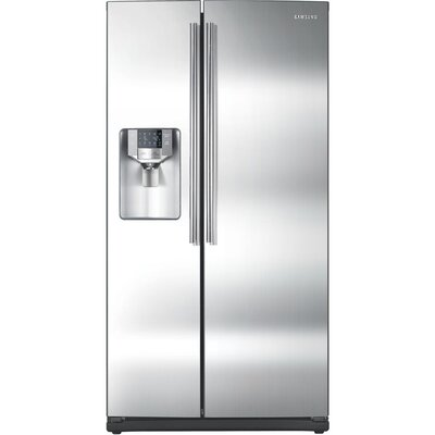 Samsung Energy Star 26 Cu Ft. Side by Side Refrigerator