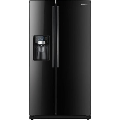 Samsung Energy Star 26 Cu. Ft. Side-by-Side Refrigerator