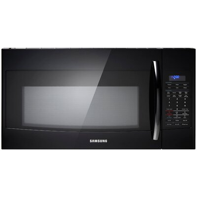 Samsung 1.9 Cu. Ft. 1000W Over-the-Range Microwave Oven with Two Tier Cooking