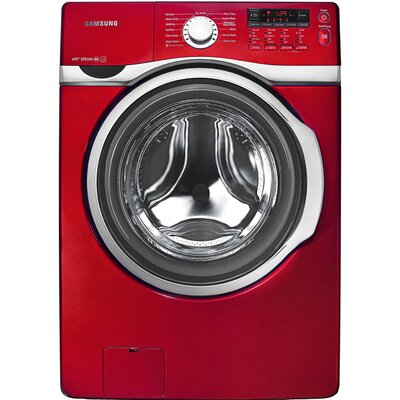 Samsung Energy Star 3.9 Cu. Ft. Front Load Washer with Vibration Reduction Technology