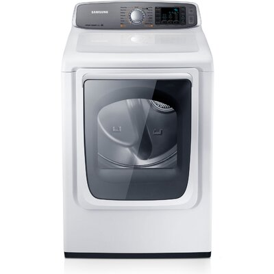 Samsung 7.4 Cu. Ft. Capacity Gas Front Load Dryer