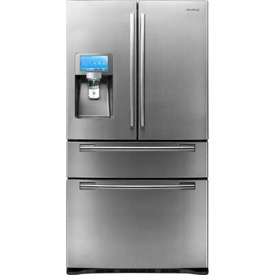 28 Cu. Ft. 4-Door Refrigerator with 8