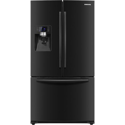Energy Star 23 Cu. Ft. French Door Refrigerator with External Water & Ice Dispenser