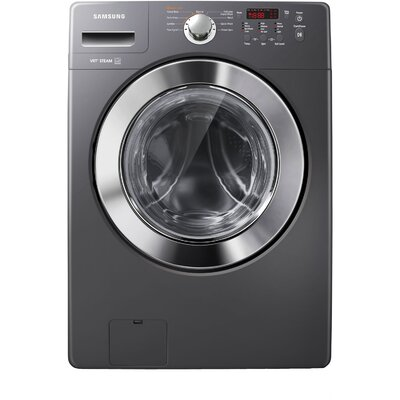 Samsung Energy Star 3.6 Cu. Ft. Front-Loading Washer with VRT