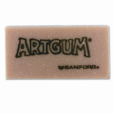 Sanford Ink Corporation ARTGUM Non-Abrasive Eraser