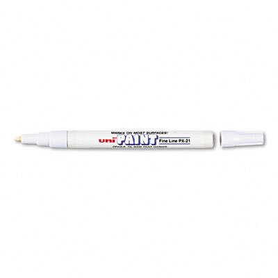 Sanford Ink Corporation Uni-Paint Marker, Fine Point