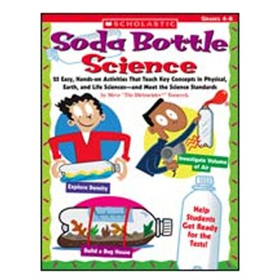 Scholastic Soda Bottle Science