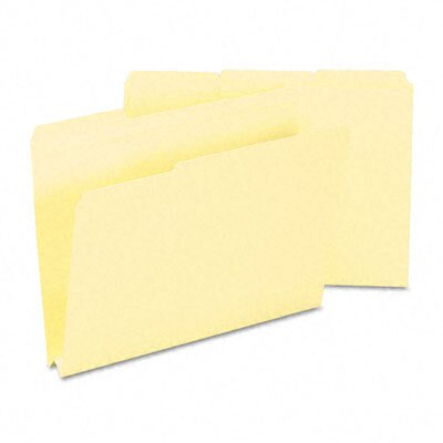 Smead Manufacturing Company Heavyweight File Folders, 50/Box