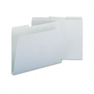 Smead Manufacturing Company 1/3 Top Tab Recycled Folder, 25/Box
