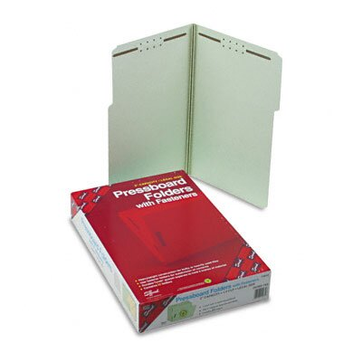 Smead Manufacturing Company 1/3 Top Tab Two Inch Expansion Fastener Folder, 25/Box