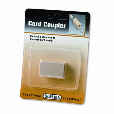 Softalk, LLC Telephone Cord Coupler
