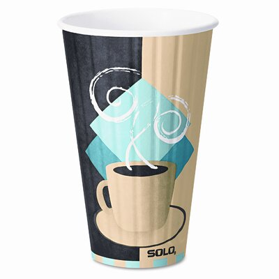 Solo Cups Company Duo Shield Hot Insulated , 525/Carton