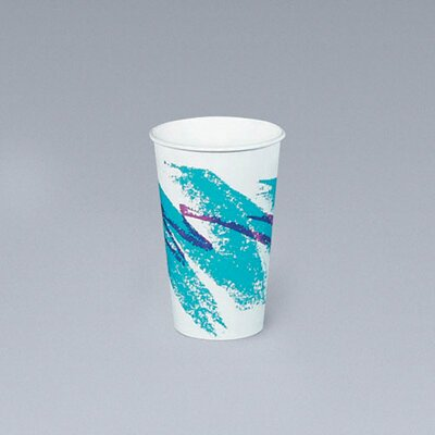Solo Cup Company Jazz Hot Paper Cups Jazz Design