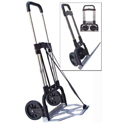 Stebco LLC Portable Slide-Flat Cart Hand Truck