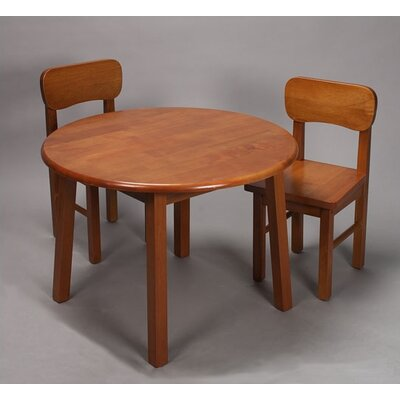 Gift Mark Kids 3 Piece Table and Chair Set