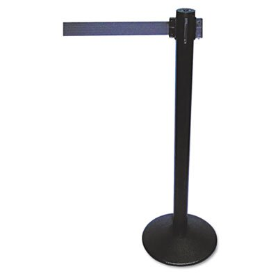 Tatco Adjusta-Tape Crowd Control Posts, 2/Box