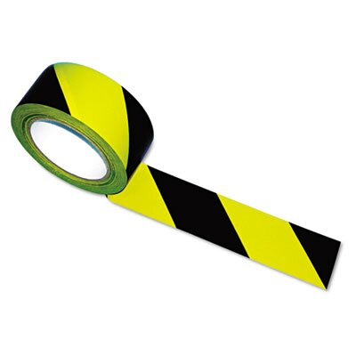 Tatco Hazard Marking Aisle Tape Roll