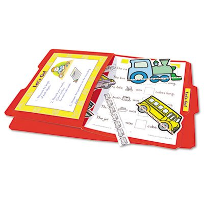 Teacher Created Resources Stor-It File Folders, Letter, 3/Pack
