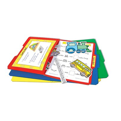 Teacher Created Resources File Folders Stor-it Yellow 3-pack