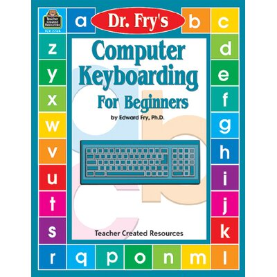 Teacher Created Resources Dr Fry Computer Keyboarding
