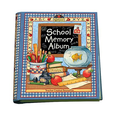 Teacher Created Resources School Memory Album