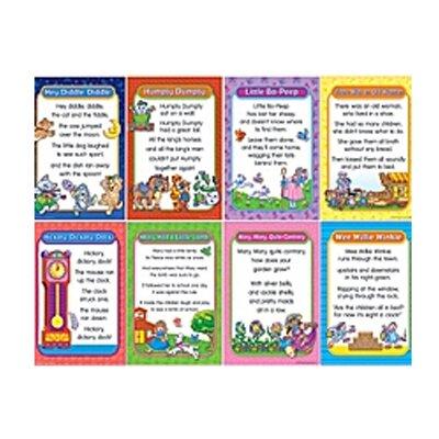 Teacher Created Resources Bb Set Nursery Rhymes Set 1