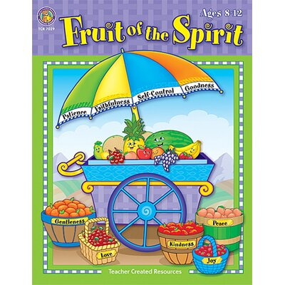 Teacher Created Resources Fruit Of The Spirit Book