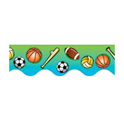 Teacher Created Resources Sports Border Trim