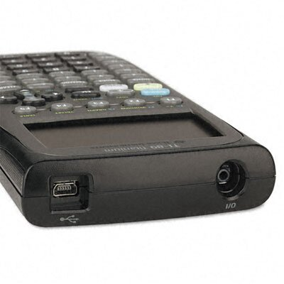 Texas Instruments TI-89 Titanium Programmable Graphing Calculator