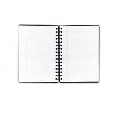 Tops Business Forms Leatherette Notebook, College Rule, 8-1/4 x 5-7/8, 96-Sheet