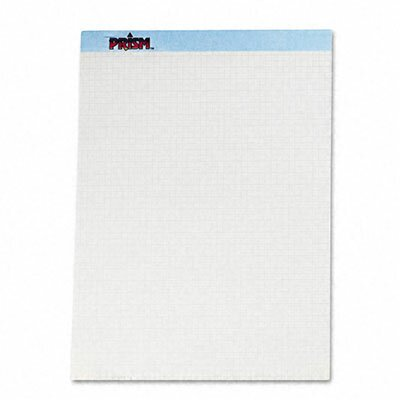 "Tops Business Forms Prism+ Quadrille Perforated Pads, 8-1/2"" x 11-3/4"", 50 Sheets, 12-Pack"