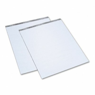 Tops Business Forms Recycled Easel Pads, Unruled, 27 x 34, White