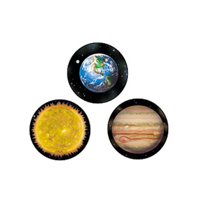 Trend Enterprises Superspots Stickers Solar System