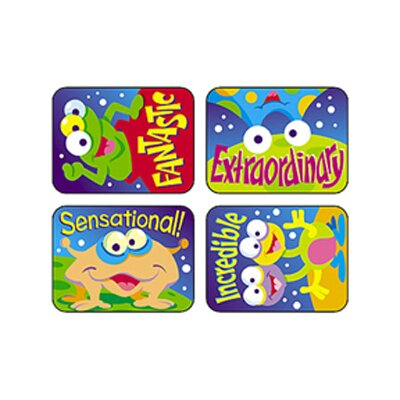 Trend Enterprises Applause Stickers Space Creatures