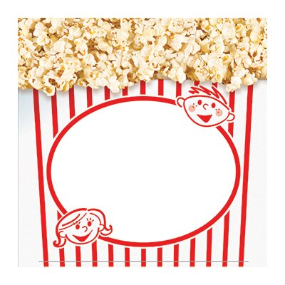 Trend Enterprises Classic Accents Popcorn Box