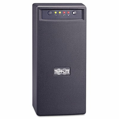 Tripp Lite Smart750Usb Smart Tower 750Va Ups 120V with Usb, 6 Outlet