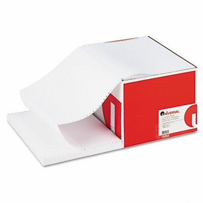 Universal® Computer Paper, 2400 Sheets