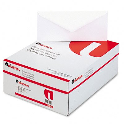 Universal® Business Envelope, 500/Box