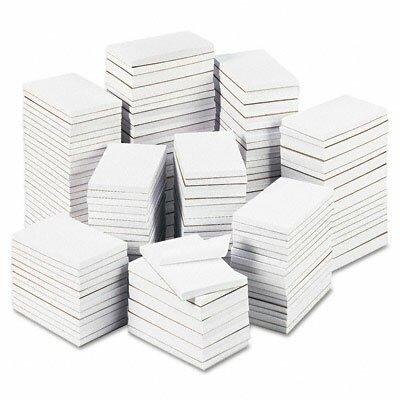 Universal® Bulk Scratch Pads, 180 100-Sheet Pads/Carton