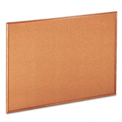 Universal® Cork Bulletin Board