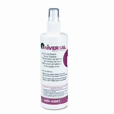 Universal® Dry Erase Spray Cleaner