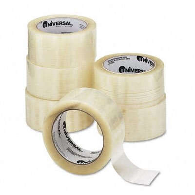 Universal® Heavy-Duty Box Sealing Tape, 36/Box