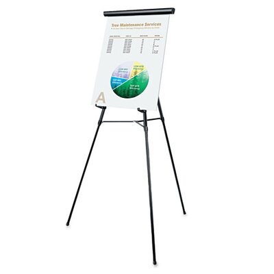 Universal® 3-Leg Telescoping Easel with Pad Retainer