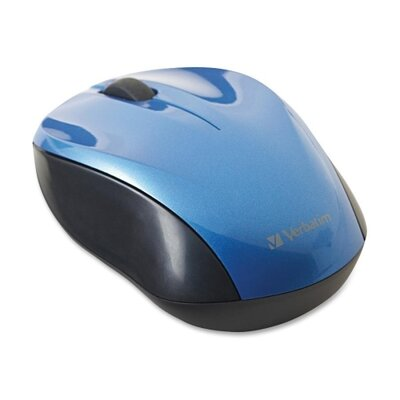 Verbatim Corporation Nano Wireless Notebook Optical Mouse