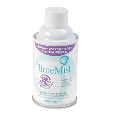 WATERBURY COMPANIES                                Timemist Metered Fragrance Dispenser Refill, 5.3 Oz Aerosol Can