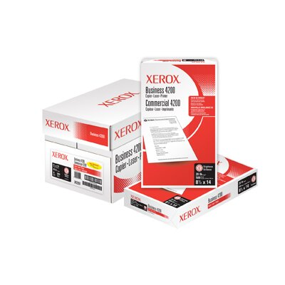 "Xerox® 8.5"" x 11"" 3 HP Copy Paper, 5,000 Sheets/Carton"